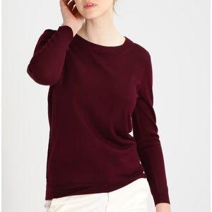 J. Crew merino wool Tippi sweater crew neck